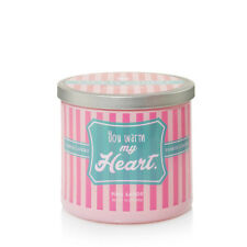 Yankee Candle You warm my Heart 2 Wick Tumbler Pink Sands Candle