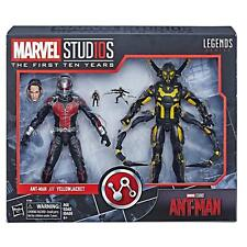 MARVEL STUDIOS THE FIRST TEN YEARS ANT-MAN & YELLOW JACKET 2-PACK FIGURE