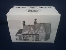 Dept 56 Collectible Dickens Village Series Butter Tub Farmhouse #58337