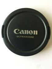 ■Canon Genuine  front lens caps E-67 mm