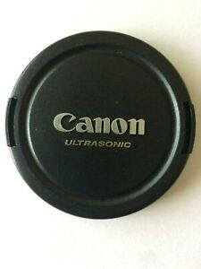■Canon Genuine  front lens caps E-67 mm