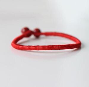 Red String Adjust Bracelet for Luck& Protection