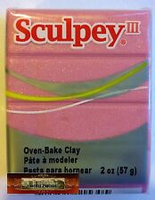 M00156 Morezmore Sculpey Iii Princess Pearl Pink 2 oz Polymer Clay A60
