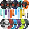 Quick Release Garmin Fenix 3/5/5X Plus Silicone Band Watch Straps Replacement