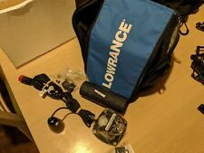 "Lowrance Elite TI Portable Pack 7"" & Under"