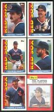 Phil Plantier #57 1990 Topps TV Red Sox
