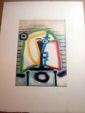 """Pablo Picasso """"Les menines et la vie"""" Nº 24 - Edicion limitada - Numerada a mano"""