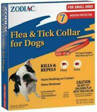Zodiac Flea and Tick Collar For Small Dogs - 7 Month Protection (