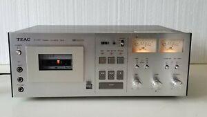 Teac A640 Vintage Stereo Cassete Deck