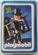 Jeu de cartes à jouer PLAYMOBIL reconnaitre les paires par familles 2004 pirates