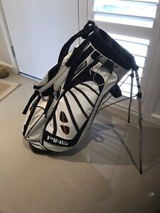 PING  Hoofer  Carry/Stand Bag
