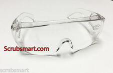 EMI # 412 Economical Safety Glasses - Clear Safety Glasses US SELLER FREE Ship