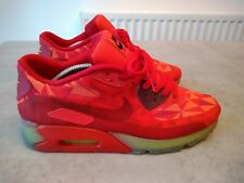 Nike air max 90 red ice ❄ volt ⚡ size 9 Uk TN bw 180 87 98 95 vapor 97 infra 110