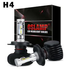 CSP H4 LED Headlight Kit Light Bulbs Hi/Lo Beam 6500K 9003 HB2 1050W 157500LM