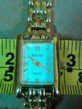 ESTATE ANTON RUSANO Ladies Quartz Watch Gold Tone New Battery WORKS