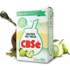 Apple & Pear Valley Fruits CBSe Yerba Mate Tea Weight Loss Energy Booster 500g