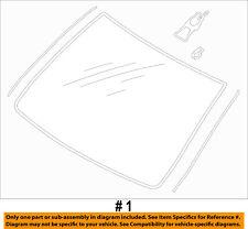 Lincoln FORD OEM 16-18 MKC-Windshield Glass EJ7Z7803100F