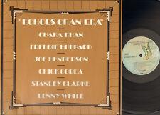 ECHOES OF AN ERA Chaka Khan LP NMINT Chick Corea  Joe Henderson Stanley Clarke