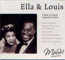 - CD - ELLA & LOUIS - Cheek to cheek