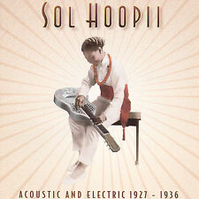 King of the Hawaiian Steel Guitar: Acoustic and Electric 1927-1936 by Sol Novelt