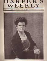1902 Harper's Weekly August 23-Barnard;O W Holmes;Cuba
