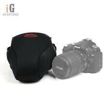 M Neoprene Soft Camera Case Bag For Canon 1000D 1100D Nikon D7100 D7000 D90 D80