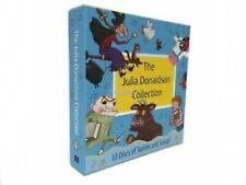 Julia Donaldson Collection 10 Audio CD Books Set Stories & Songs Gruffalo Child