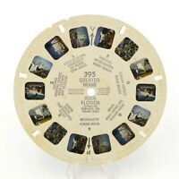 View-Master Reel # 395 Greater Miami Area Florida viewmaster