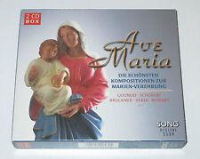 2 CD BOX/AVE MARIA/DIE SCHÖNSTEN KOMPOSITIONEN ZUR MARIEN VEREHRUNG/SONG 2534