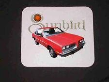 NEW 1980 Pontiac Sunbird Mousepad!!