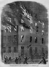FIREFIGHTING SHOCKING SCENE AT A FIRE IN BROOKLYN NEW YORK FIREFIGHTERS HISTORY