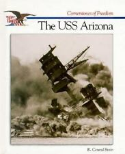 The Story of the USS Arizona (Cornerstones of Freedom)-ExLibrary
