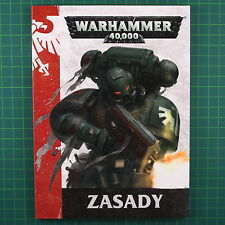 Regelbuch 7th Edition A5 Klein Polnish Warhammer 40K  3438