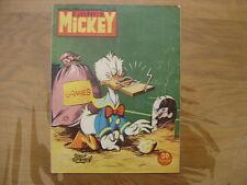 1955 Le Journal de MICKEY nouvelle serie numero 176