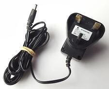 GENUINE LOGITECH L-LE5-3 AC/DC POWER ADAPTER 5.25V 300mA UK PLUG 190253-0003