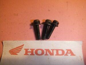 HONDA CB600 CB 600 F HORNET CARBURETOR CARBURETTOR TOP CAP SCREWS X3 1998 - 2003