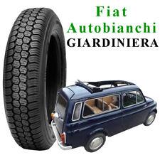 Pneumatici Gomme 125 12C 81J M+S FIAT 500 - AUTOBIANCHI GIARDINIERA EPOCA
