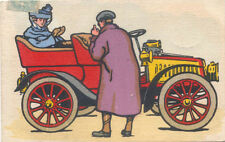 Veteran Car image and a Superb Image M M Vienne No 245 Posted 1906