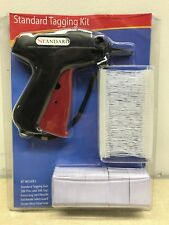 Clothing Garment Price Label Standard Tagging Tag Gun Kit With Barbs Amp Tags