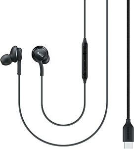 Samsung Galaxy-OEM AKG-Type-C-Earbuds-Headphones-Headsets-New-2020-10+Note10/s20