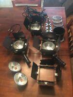(3) Lowel Omni Lights + Much More. Working Lot