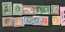 Set stamps   of    British  Africa