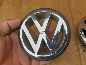 Volkswagen Golf MK3 GTi Front Grille Badge Genuine Used Part 100mm