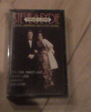 STEVE & EYDIE ''TRUE LOVE'' CASSETTE, 1982 CBS SEALED