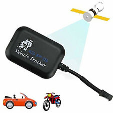 Genuine GPS/GSM/GPRS Tracker Car Bike Vehicle Spy Mini Personal Tracking Device