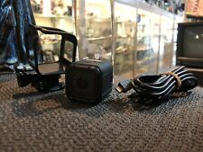 GOPRO HERO5 SESSION (C31413) ACTION CAMERA IN BLACK WITH 4GB SD CARD !
