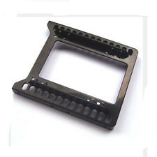 """Adapter Mounting SSD Hard Drive Holder Plastic 2.5"""" to 3.5"""" Bracket HDD Double"""