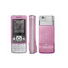 Sony Ericsson T303 Rosa (Desbloqueado) Teléfono Móvil Deslizante Retro-Garantía