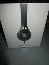 BEATS BY DRE-BEATS EP-WIRED-OVER EAR HEADPHONES-BLACK-NEW--SEALED--ML992LL/A