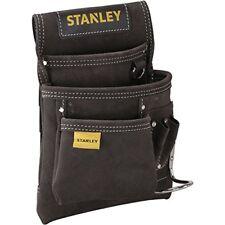 Stanley Hammer- und Nageltasche aus Büffelleder
